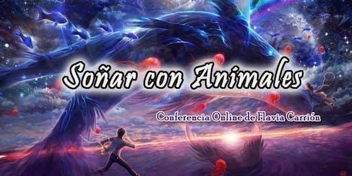 """Conferencia """"Soñar con Animales"""""""