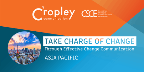 Take Charge of Change tickets