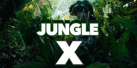 JUNGLE X tickets