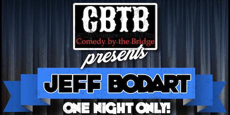CBTB presents Jeff Bodart tickets