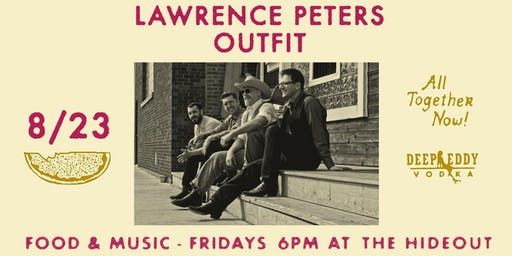 Lawrence Peters Outfit | Picnics on the Porch