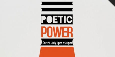 Poetic Power tickets