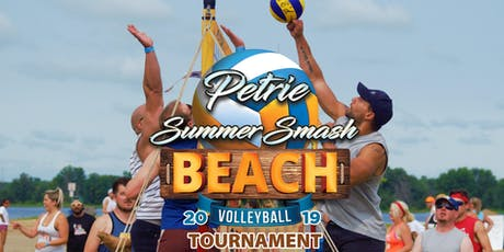 Petrie Summer Smash 2019 (Charity Volleyball Tournament) tickets