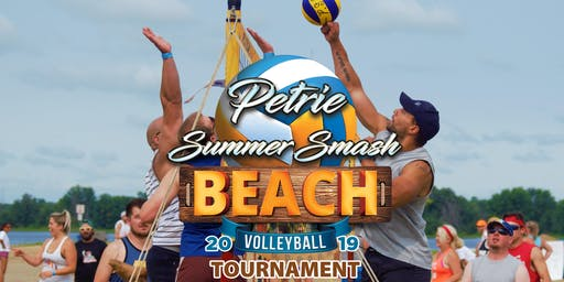 Petrie Summer Smash 2019 (Charity Volleyball Tournament)