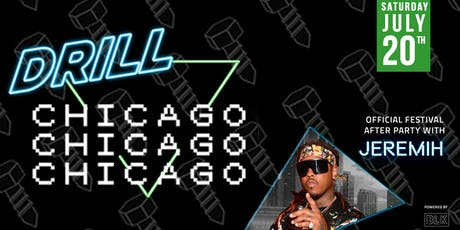 DRILL Chicago tickets