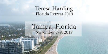 Teresa Harding Florida Retreat  tickets