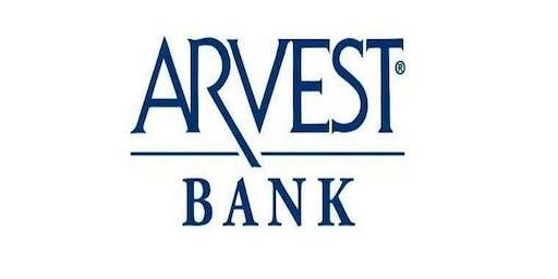 Arvest Bank Presents: Joni Wickham & Sly James