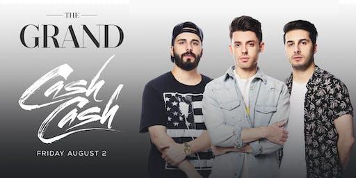 Cash Cash | The Grand Boston 8.2.19
