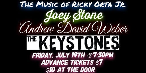 The Keystones, Joey Stone, Ricky Orta Jr, and Andrew David Weber