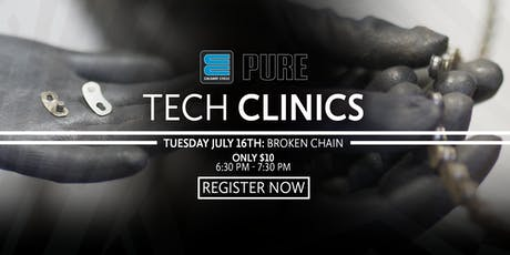 Calgary Cycle Pure - Summer Tech Clinics tickets