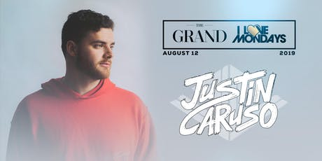 I Love Mondays feat. Justin Caruso 8.12.19 tickets