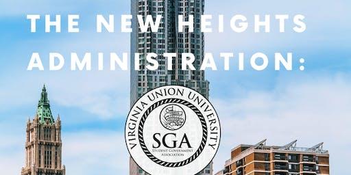 SGA Leadership Retreat