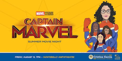 Fun for the Whole Family: Captain Marvel Summer Movie