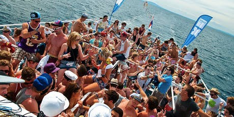 THE BEST MIAMI BOAT PARTY + PARTY BUS + NIGHTCLUB tickets
