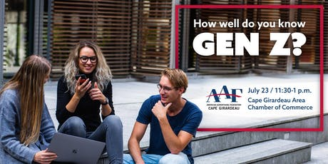How well do you know Gen Z? tickets