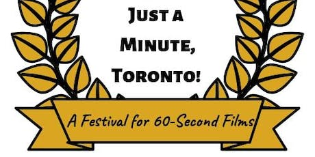 Just A Minute, Toronto! tickets