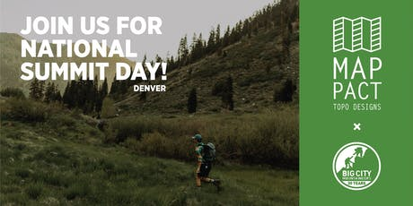 National Summit Day with Topo Designs (Denver) tickets