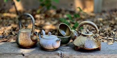 Sip and Pour Ceramic Vessels with Miki Shim Rutter