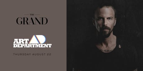 Art Department | The Grand Boston 8.22.19 tickets