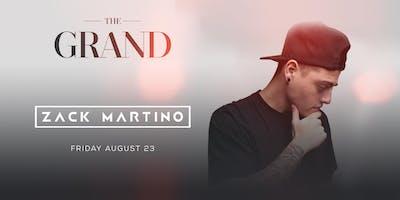 Zack Martino | The Grand Boston 8.23.19