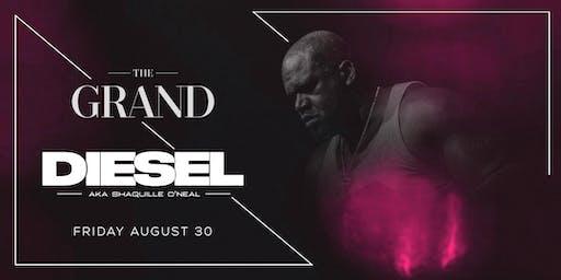DJ Diesel aka Shaq | The Grand Boston 8.30.19