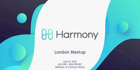 Harmony London Event - 24/07/2019 tickets