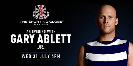 An Evening with Gary Ablett Jr - Exclusive tickets