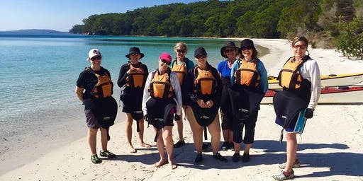 Women's Sea Kayaking Easy Day Trip // Saturday 10th August