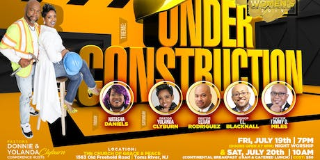"""Pathway of Life Ministries """"Under Construction"""" Men & Women Conference 2019 tickets"""