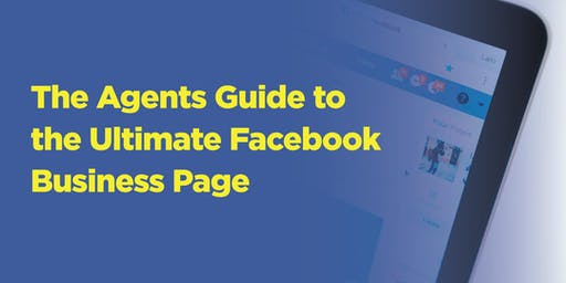 Optimize Your Facebook Business Page - For Real Estate Agents