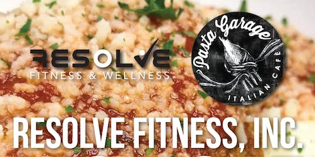 Resolve Fitness, Inc. Launch Party tickets