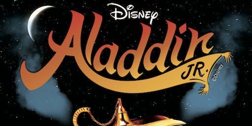 Aladdin Jr. Live! Musical Theatre Performances