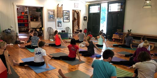 Yoga @ The Barn