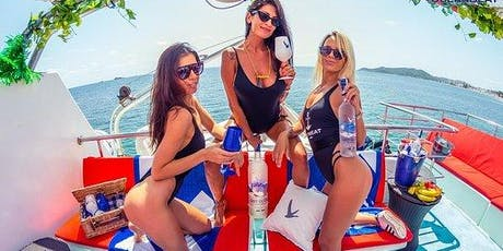 #THEBESTMIAMIBOATPARTY tickets