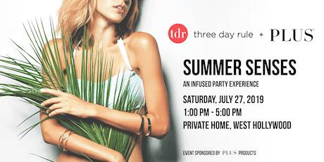 Summer Senses tickets
