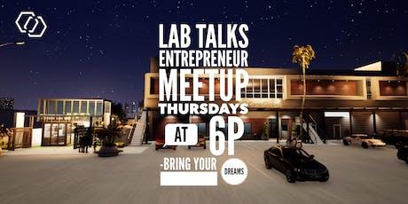 Entrepreneur Nights at LAB TALKS LIVE tickets