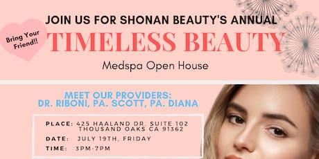 Shonan Beauty: Medspa/Plastic Surgery Open House ~TIMELESS BEAUTY~ tickets