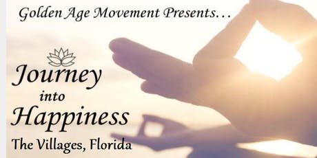 Journey into Wealth and Happiness tickets