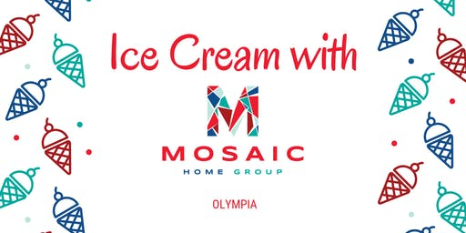 Ice Cream with Mosaic Home Group
