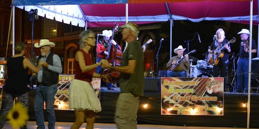 Get Tickets for the Lockhart Western Swing & BBQ Festival