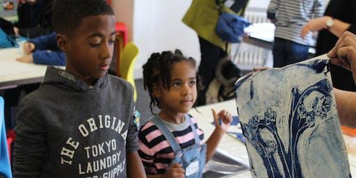 Waltham Forest Bronze Arts Award Sign-Up