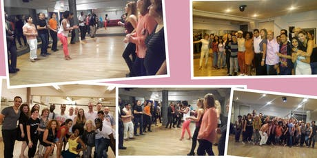 Kizomba Dance Class in Manhatan tickets