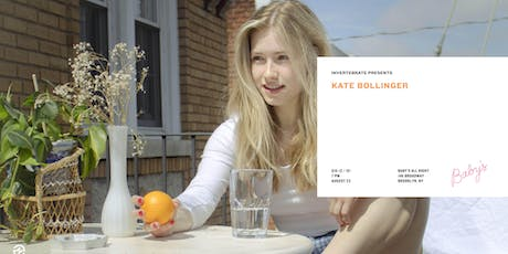 Kate Bollinger tickets