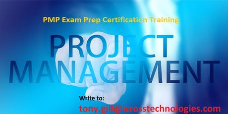 PMP (Project Management) Certification Training in Saskatoon, SK tickets