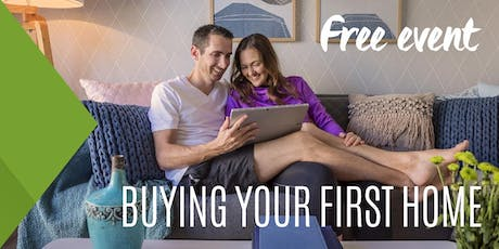 FREE Buying Your First Home - Information Session tickets