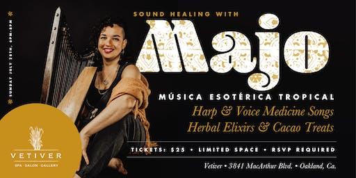 Sound Healing with Majo: Música Esotérica Tropical