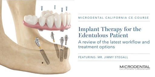 Implant Therapy for the Edentulous Patient