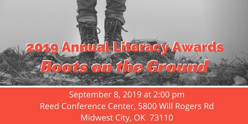 2019 Literacy Awards and Book Signing
