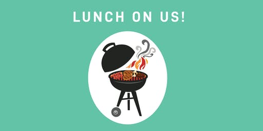 Lunch On Us!(South) Free Business BBQ Hosted by the DSBIA