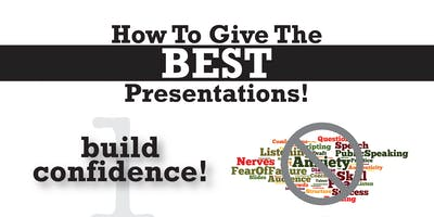 IDP Career Development - How To Give The Best Presentations